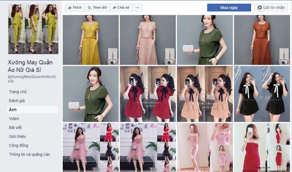Cung Cấp Váy đầm Giá Sỉ 5