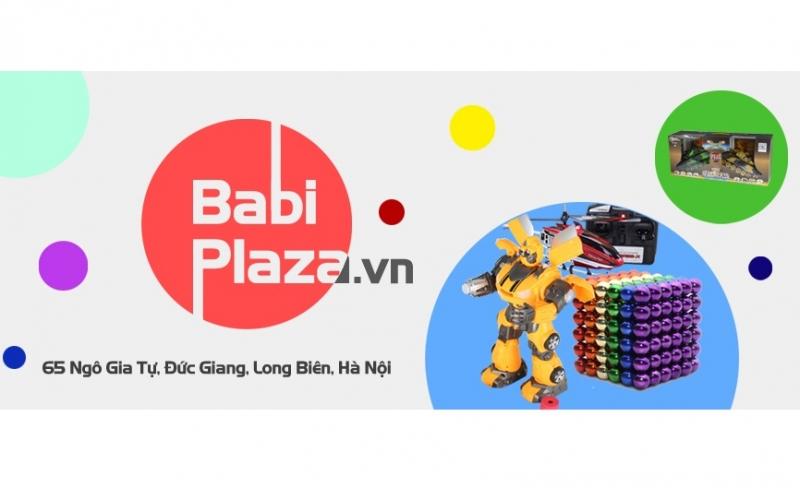 Đồ chơi tại Babi Plaza luôn đẹp, độc đáo, hữu ích cho mọi lứa tuổi