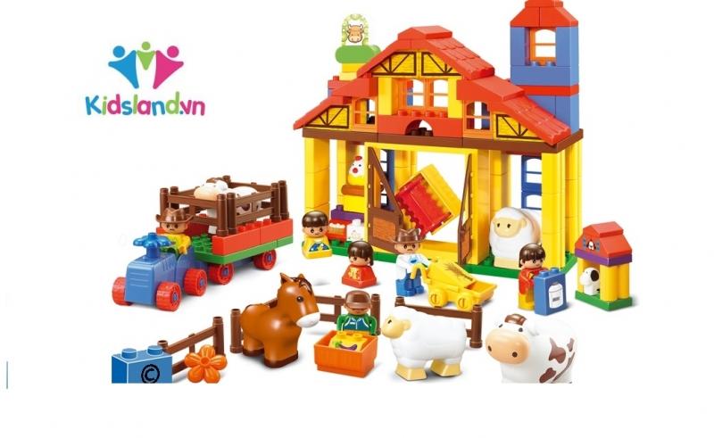 Những sản phẩm đồ chơi tại Kid's Land phù hợp mọi lứa tuổi với đủ chủng loại