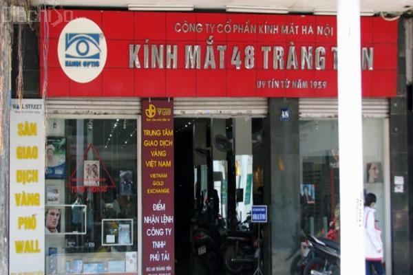Cửa hàng Kính mắt 48 Tràng Tiền