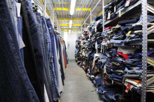 Xưởng sỉ quần áo mr jean