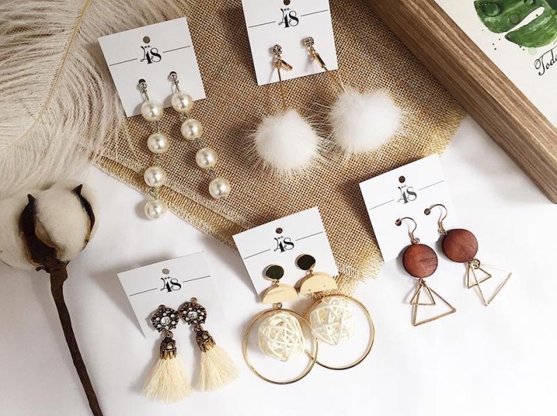 O.48 Accessories hân hạnh gửi đến khách hàng mọi miền đất nước sản phẩm khuyên tai