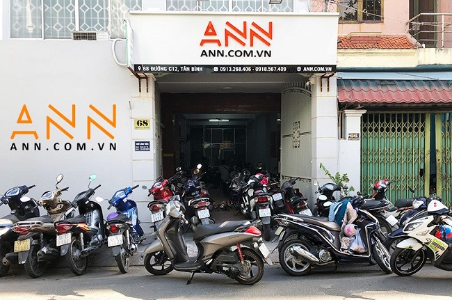 Xưởng may đồ bộ Ann.com.vn