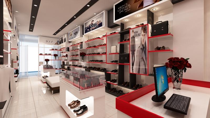 Một góc bên trong của hàng do chính Babiday Store mở.