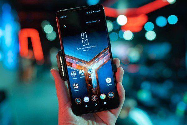 Gaming phone là gì? Những mẫu gaming phone nổi tiếng