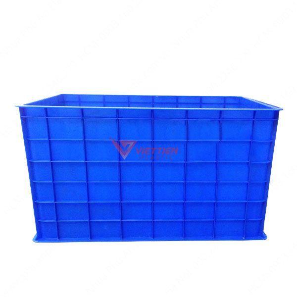 Sọt nhựa lớn, sóng nhựa hở giá rẻ, chính hãng Nhựa Việt Tiến