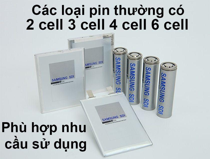 Cell Pinlaptoplà gì?