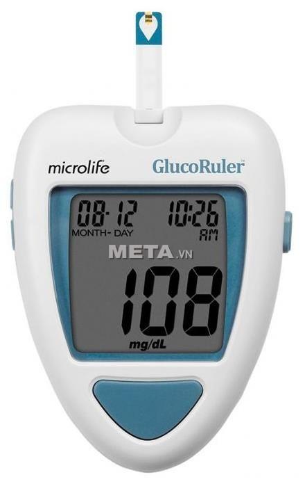 Máy đo đường huyết Microlife MGR 100 - Giới thiệu