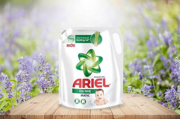 Nước giặt Ariel màu nào thơm nhất? 4