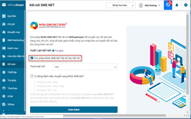 MShopKeeper R43 - Phần mềm quản lý cửa hàng thời trang - Download.com.vn