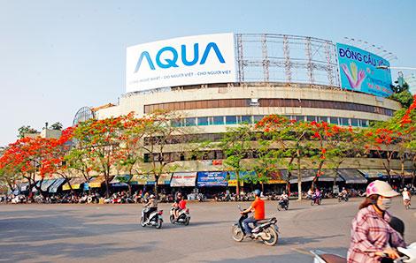 Chợ Sắt là một trong những chợ giao sỉ lớn nhất tại Hải Phòng, trong đó có phụ kiện điện thoại