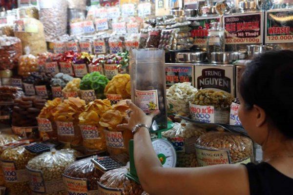 Nguồn hàng bánh kẹo nhập khẩu từ Thái Lan