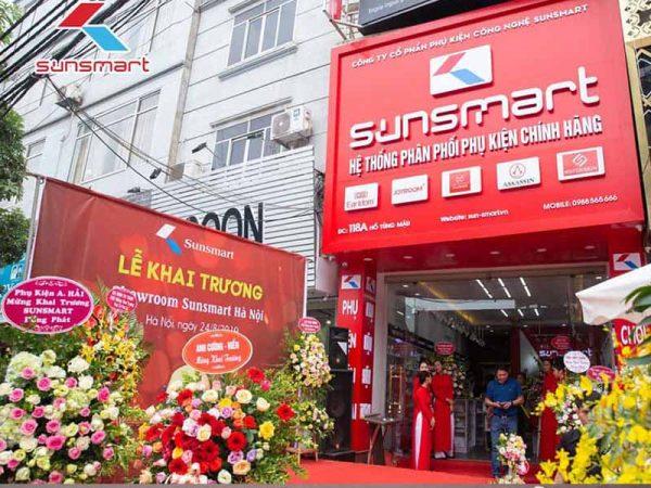 Lấy hàng bỏ sỉ phụ kiện điện thoại ở đâu? SunSmart là lựa chọn hoàn hảo cho bạn!